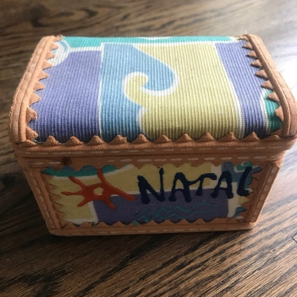 Other - Jewelry Box From Natal Brazil